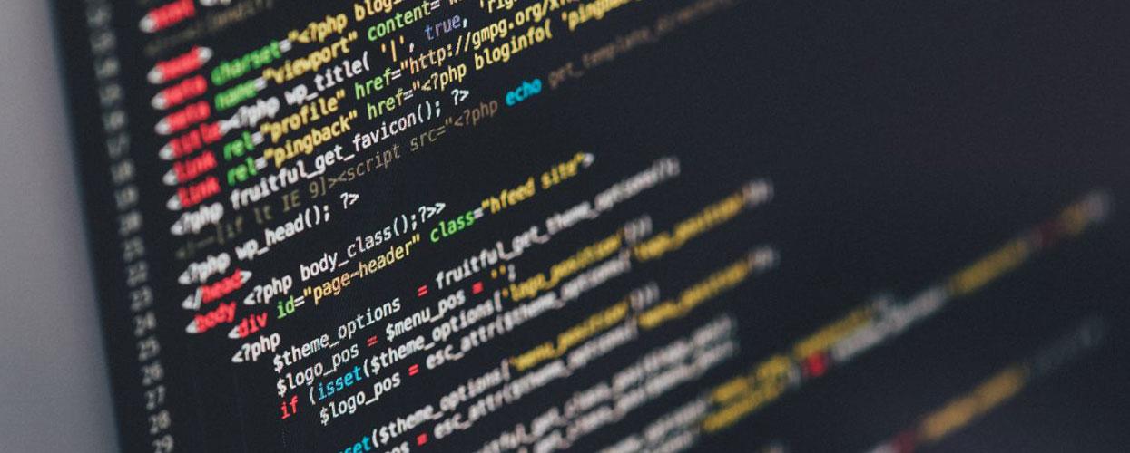 Code développement Web