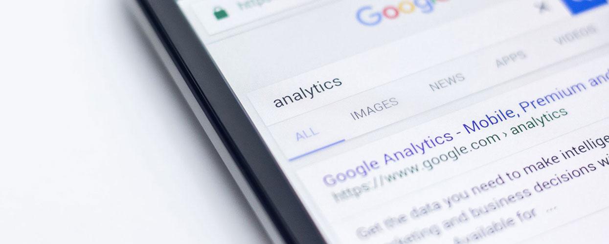 Référencement nature et Google analytics