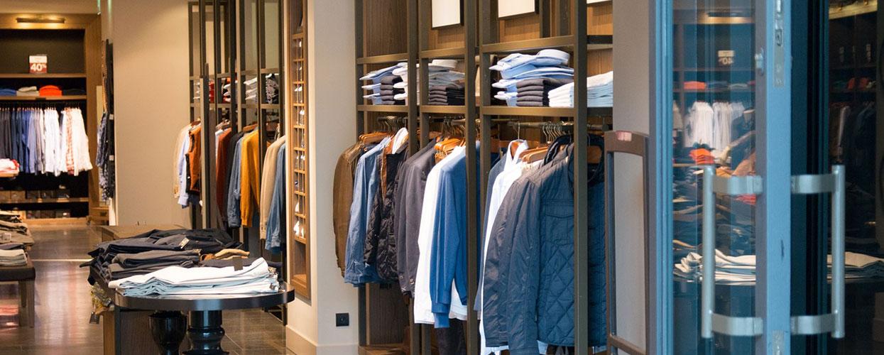 Magasin e-commerce pour une boutique en ligne
