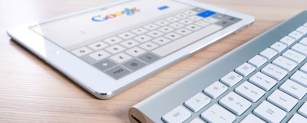 Le référencement naturel SEO avec Google