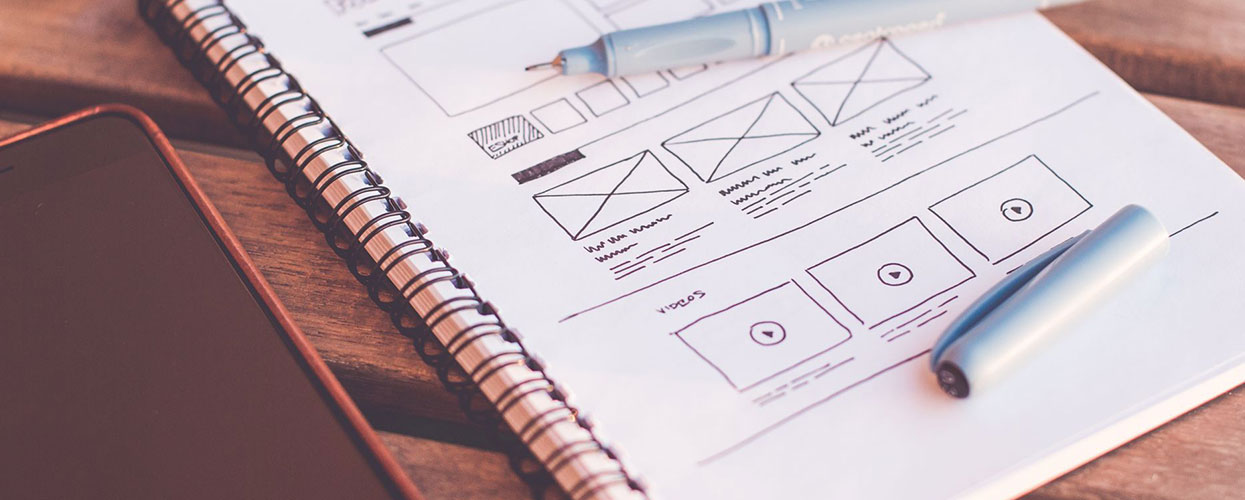 Wireframe et design