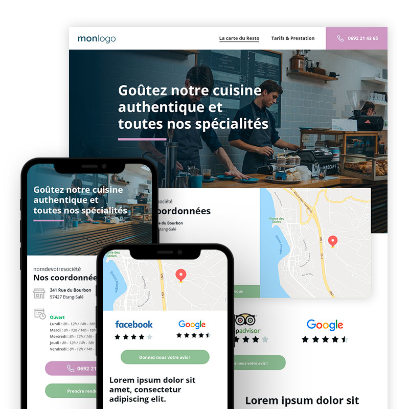 Agence web et création de site internet à la Réunion