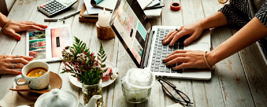 Boutique en ligne sur Internet