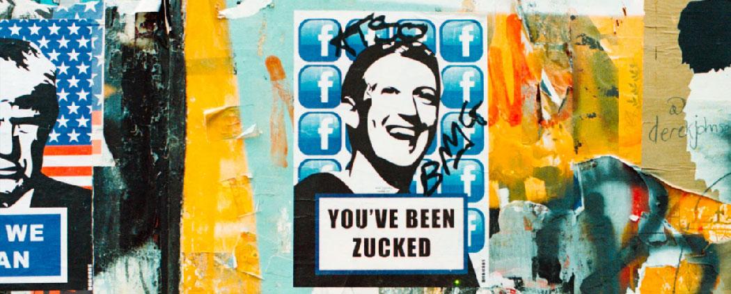 Street art Facebook