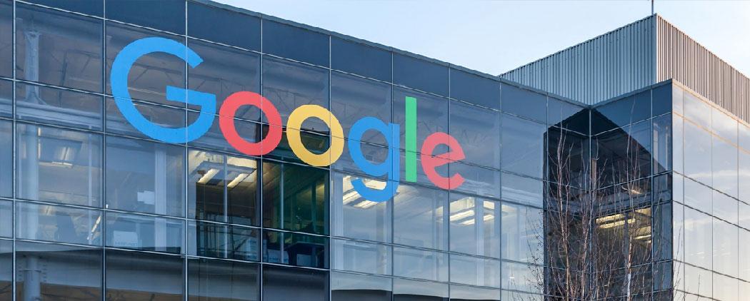 Siege social Google
